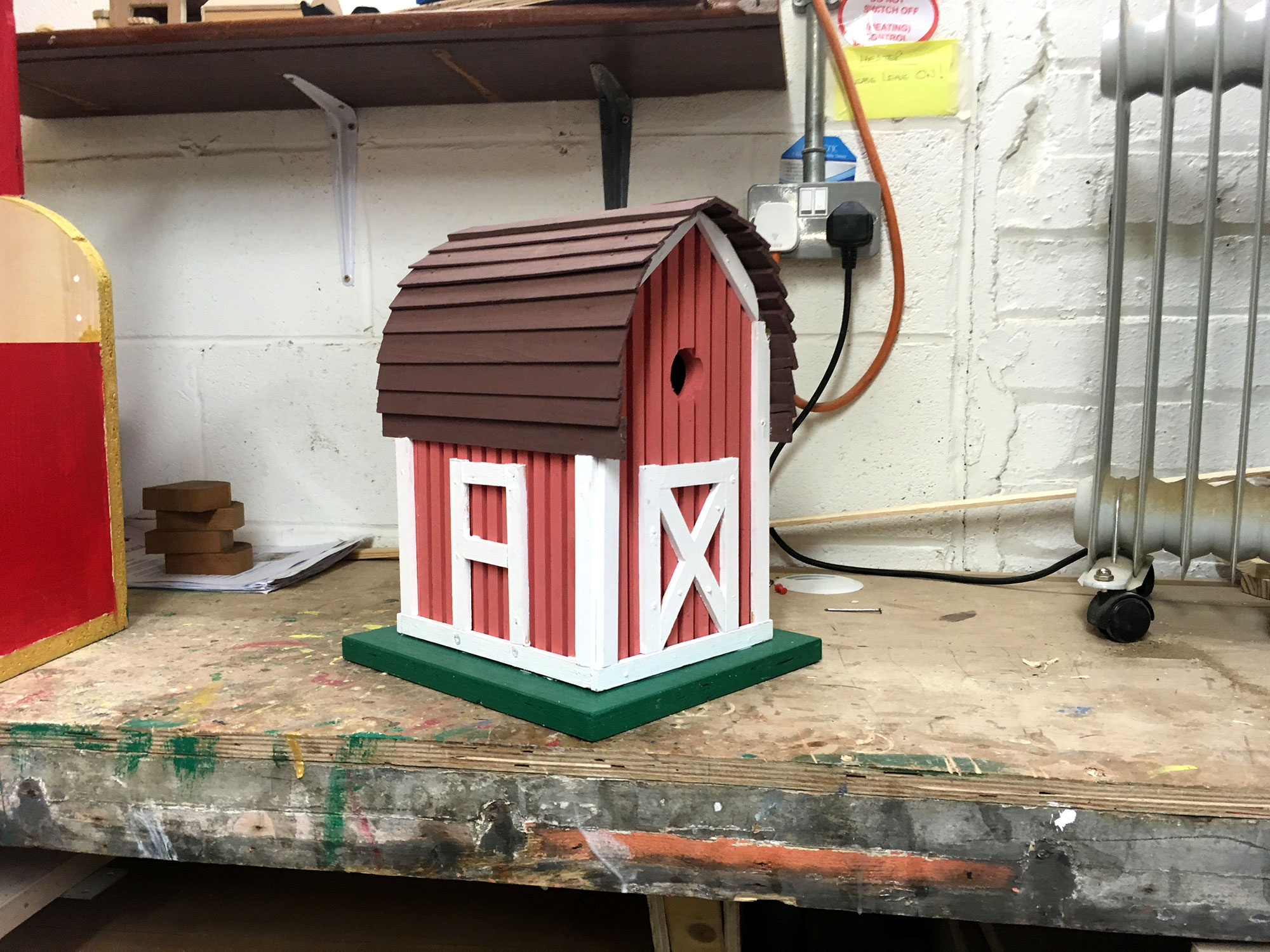 Birdhouse Kirkintilloch Men's Shed